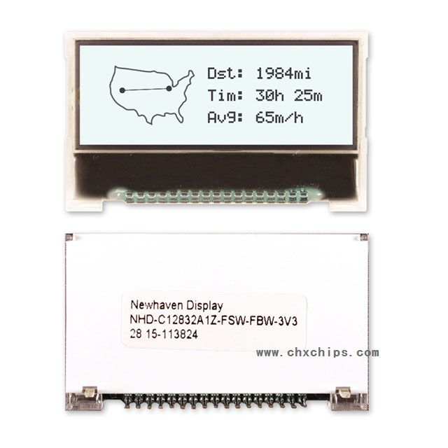 图片 NHD-C12832A1Z-FSW-FBW-3V3