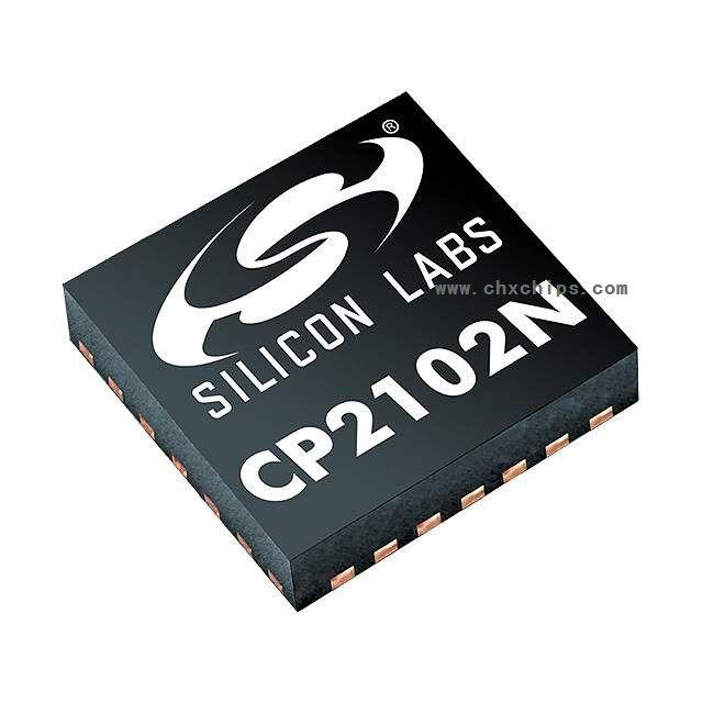 图片 CP2102N-A01-GQFN28